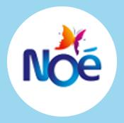 Logo de l'association Noé