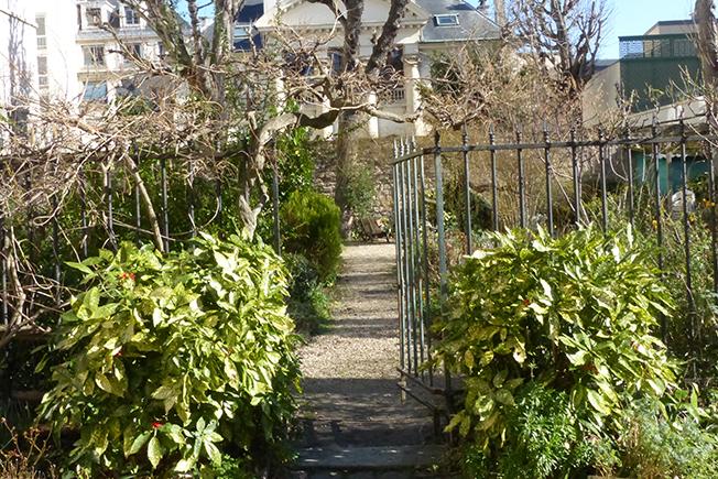 Jardin colette site