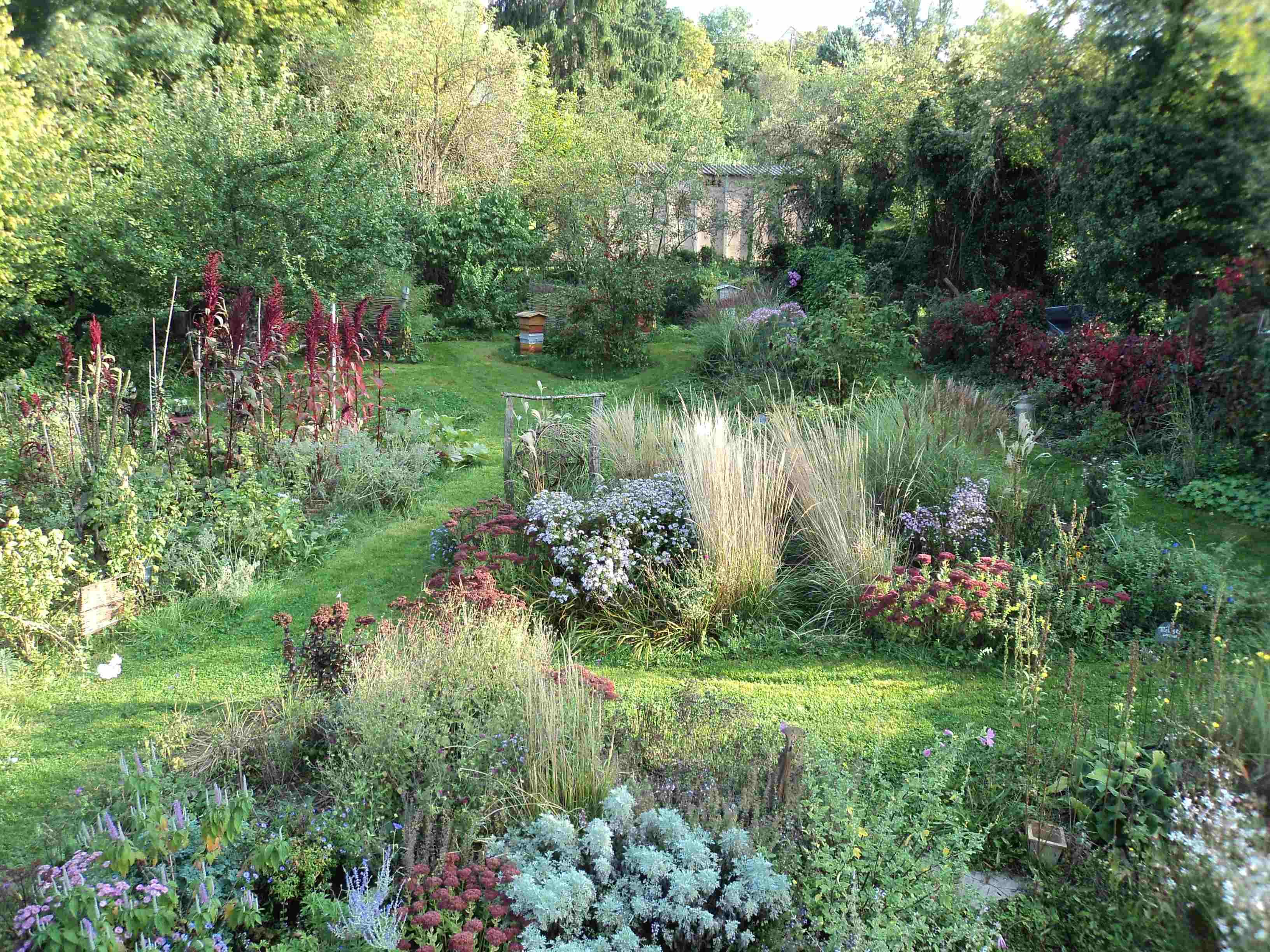 T moignage de jardinier les jardins de no for Jardins de jardiniers