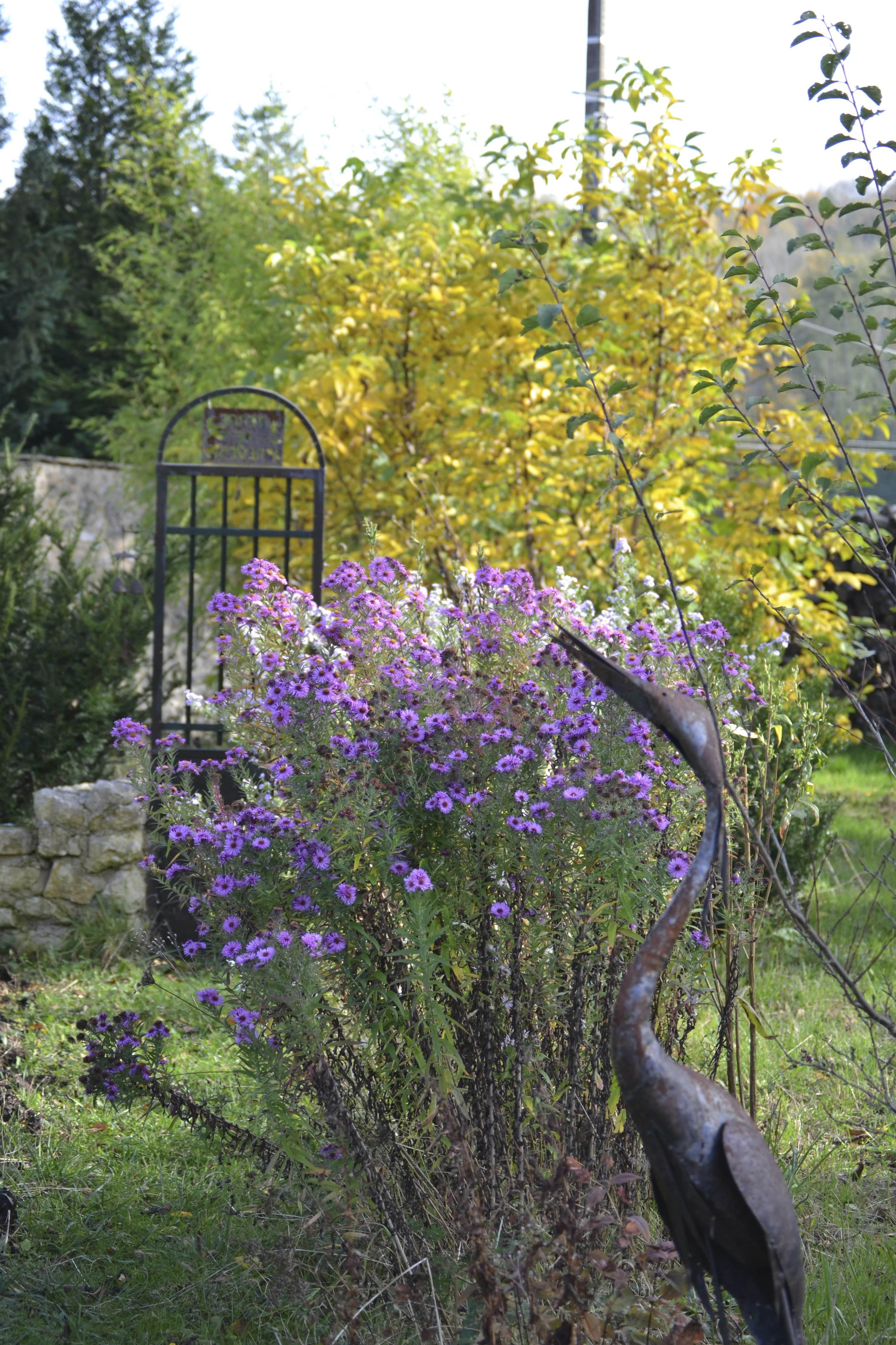 Mur jean paul h les jardins de no les jardins de no Jardin entretien jean paul traineau