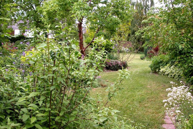 Mur claire les jardins de no les jardins de no for Vive le jardin istres