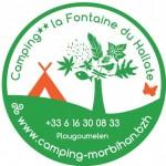 Logo du groupe Camping la fontaine du hallate en morbihan