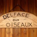 Logo du groupe Delface aux oiseaux